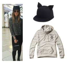 """""""Untitled #474"""" by little-mix-are-babes on Polyvore featuring Hollister Co. and Helene Berman"""