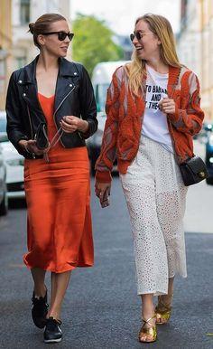 Street style von der Berlin Fashion Week. Anziehen, Modetrends, Mode  Outfits, Damenmode fa83d366e0