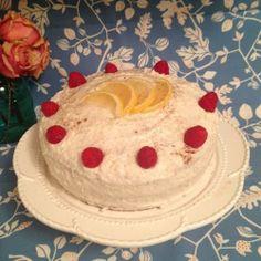 Northern Italian Wedding Cake | Made Just Right by Earth Balance #vegan #earthbalance