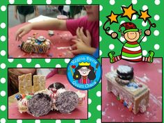 $ - Cookie Train STEM activity....great for your Polar Express Day before Christmas! Enjoy! Regina Davis aka Queen Chaos at Fairy Tales And Fiction By 2.