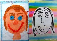 Chi sono? Come sono? Mi guardo allo specchio e scopro... Nel periodo da gennaio a maggio 2015 i bambini sono stati c oinvol...