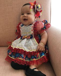 Baby Girl Dresses, Baby Dress, Flower Girl Dresses, Maria Valentina, Frocks For Girls, Mom Dress, Reborn Babies, Kids Outfits, Clothes