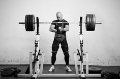 Smolov is a 13 week Squat Program that was developed by Sergey Smolov, the Russian Master of Sports.