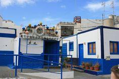 Puerto de las Nieves North Gran Canaria Photo credit #lechevalpatine #grancanaria Canario, Canary Islands, Beautiful Beaches, Exploring, Spain, Mansions, Landscape, House Styles, Horse