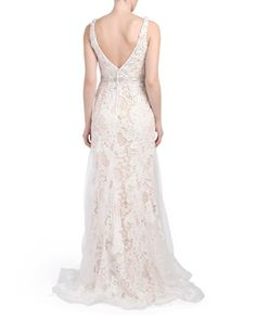 4c8909f003e Lace And Beaded Gown - Formal - T.J.Maxx