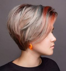 Today we have the most stylish 86 Cute Short Pixie Haircuts. We claim that you have never seen such elegant and eye-catching short hairstyles before. Pixie haircut, of course, offers a lot of options for the hair of the ladies'… Continue Reading → Pixie Haircut Styles, Short Pixie Haircuts, Long Pixie Cuts, Short Hair Cuts For Women, Cool Short Hairstyles, Hairstyles Haircuts, Short Hair Lengths, Short Hair Styles, Coupes Long Pixie