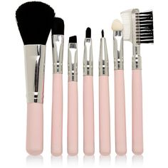 With an emergency makeup bag you must have a little set of brushes. But (hint hint) don't splurge on brushes and applicators that you aren't going to be using all the time. Just get a cheap (yet well reviewed) set from Amazon.