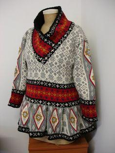 Lunde Sweater by Irene Haugland Zahl