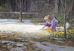 Douglas Laird Signs Of Spring