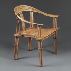 beijing design week - bamboo furniture by jeff dayu shi - beautiful Bamboo Furniture, Small Furniture, Furniture Design, Bamboo Art, Bamboo Crafts, Rattan, Wicker, Chinoiserie, Bamboo Architecture