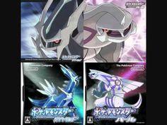 Bossa Nova in video games Pokémon Diamond/Pearl/Platinum - Poffin