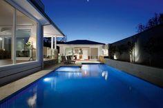 pool house Glen Iris