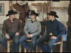 OBSESSING<3 Clint, Clif, and Tuf Cooper:):)
