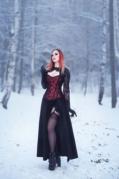 Lady of Winter by Michał Piotrowski on 500px