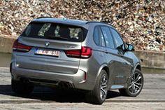 Galerie: Test BMW X5 M