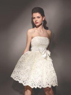 короткое свадебное платье - Поиск в Google