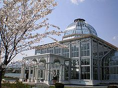 Conservatory, Lewis Ginter Botanical Gardens, Richmond, Va.