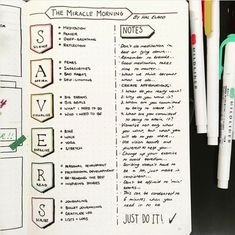 127 Bullet Journal Morning Routines Ideas To Power Start Your Mornings 14 Bullet Journal Morning Routines To Power Start Your Mornings - Bullet Journal and Planner Community Bullet Journal Inspo, Bullet Journal Layout, Bullet Journals, Bujo Planner, My Miracle, Passion Planner, Morning Ritual, Journal Inspiration, Journal Ideas