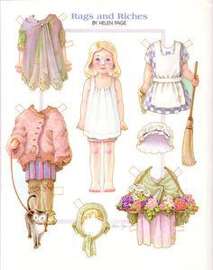 Magazine paper dolls - Lorie Harding - Álbumes web de Picasa