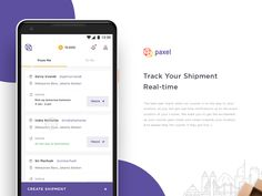 Hi everyone! more on the Paxel project..  The best part starts when our courier is on the way to your location, as you will get real time notifications as to the exact location of your courier. We ...