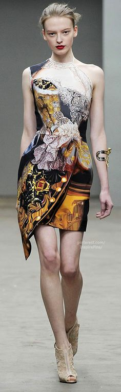 Mary Katrantzou #PurelyInspiration