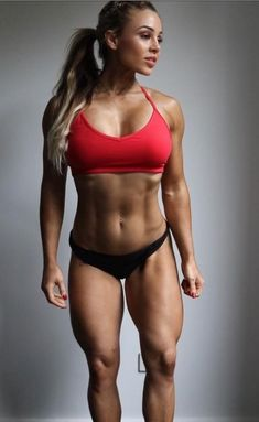 Only Ripped Girls Yoga Fitness, Sport Fitness, Muscle Fitness, Ripped Fitness, Girls With Abs, Ripped Girls, Fitness Inspiration, Sexy Bikini, Model Training