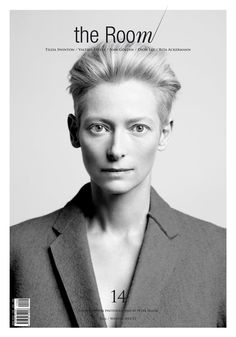 Tilda Swinton by Peter Hapak for The Room Magazine, F/W 2011/ 2012