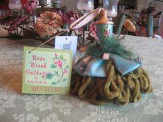 Silvestri tassel: Rose Brook Cottage by Kelly Paulk | eBay