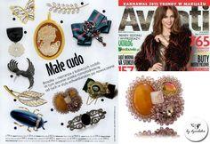 Avanti #bydziubeka #jewelry