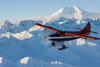 A bush-plane or helicopter tour offers access to Alaska's wild and remote beauty. Discover the best: from McKinley fly-overs to glacier landings.
