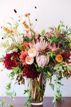 Ende des Sommers floral - f l o w e r s - Arranjos Summer Flower Arrangements, Beautiful Flower Arrangements, Floral Centerpieces, Floral Arrangements, Beautiful Flowers, Garden Types, Diy Garden, Garden Cottage, Floral Bouquets