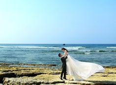 Đẹp mê hồn ảnh cưới tại Lý Sơn của cặp đôi Việt Kiều - 6