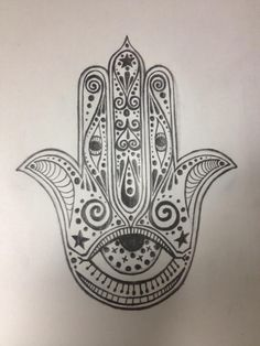Hamsa - protection against the evil eye, ensuring good luck and ...