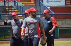 Se llevó a cabo el entrenamiento número seis de la presente Pretemporada 2017 de los Piratas de Campeche y donde tienen su campamento instal...
