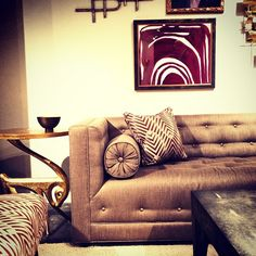 We are tufted. #hpmkt #design #interiors