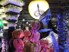 'Nightmare Before Christmas' was a big hit https://thegardendiaries.wordpress.com/2015/03/02/lights-camera-action-philadelphia-flower-show-part-1/
