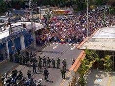 Plantón general para el dia lunes 15 de Mayo 2017 en toda Venezuela