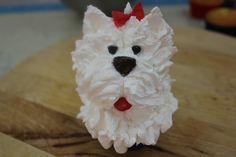 How to make a dog cupcake