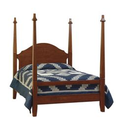 Amish Zanesville Post Bed