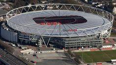 Bay Arena - Bayer Leverkusen.