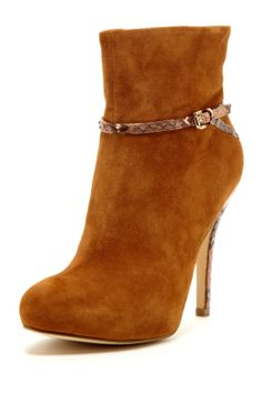 Oh so cute!...want this in my closet...Ivanka Trump Kisa High Heel Bootie