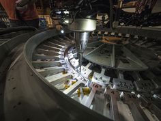 First weld of Orion Exploration Mission 1 crew module   by NASA Orion Spacecraft
