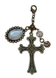 """Cross Charm Cluster for Classic Legacy necklaces    Wonderful Easter Gift"""" data-componentType=""""MODAL_PIN"""