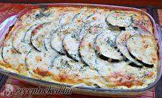 7 imádnivaló recept, amit a nyáron ki kell próbálnod! Hungarian Recipes, Food Photo, Zucchini, Main Dishes, Vegan Recipes, Food And Drink, Appetizers, Homemade, Dinner