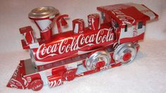 It's great to see bottles and cans put to great use, when it comes to creative models.