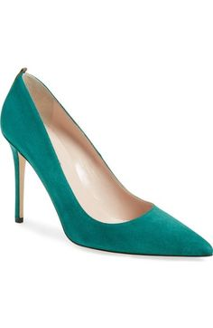 SJP by Sarah Jessica Parker 'Fawn' Pointy Toe Pump (Women) available at #Nordstrom