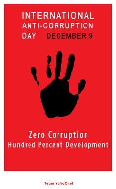 Pics For > Stop Corruption Poster