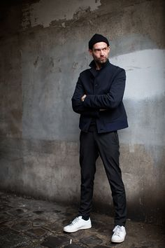 On the Street...Garage Turenne, Paris | The Sartorialist | Scott Schuman