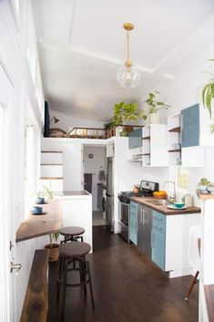 Beautiful Custom 26' Tiny House on Wheels FOR SALE in Kansas