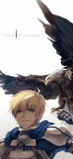 Fate/Prototype Saver/Saber